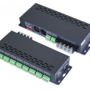 dmx decoder signled