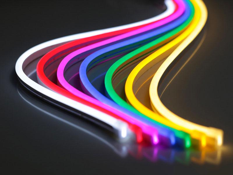 neon effect led signled