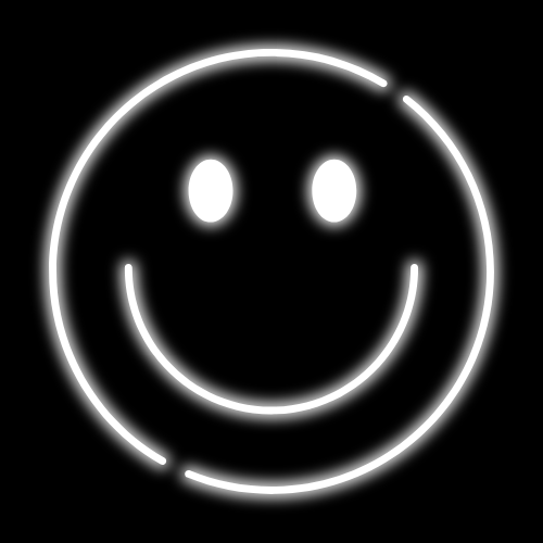 HAPPINESS GUARTANTEED ICON